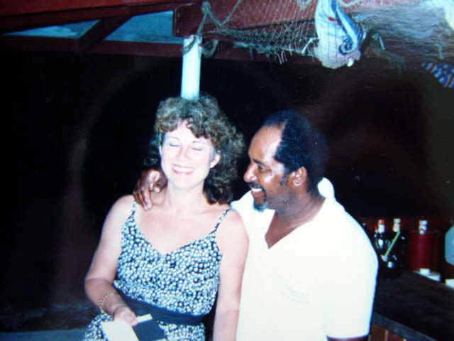 Lowell and Sue, mid 80's