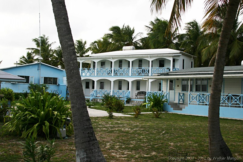 Neptune's Treasure hotel building.